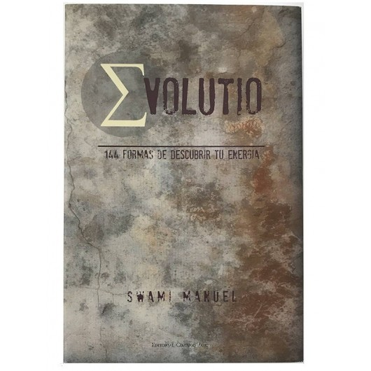 Photo from the cover of the book Evolution